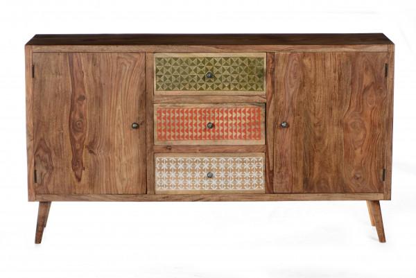 Scandi Sideboard 150x38x85 cm