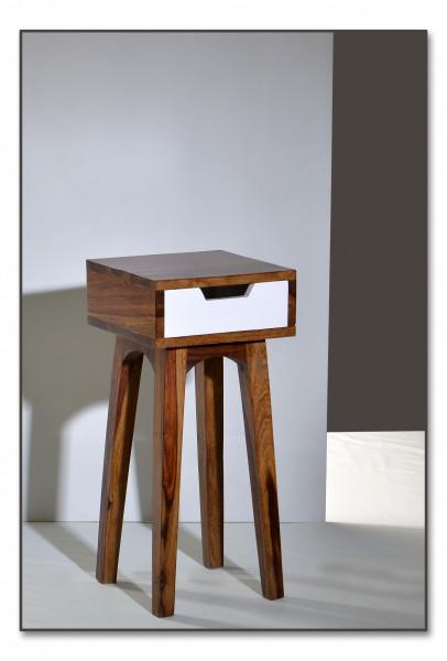 Sixties Blumenhocker 30x30x50 cm