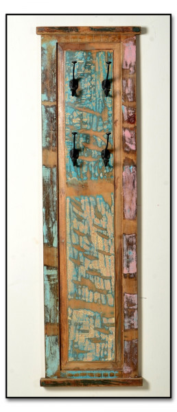 Riverboat Garderobe 38x8x132 cm