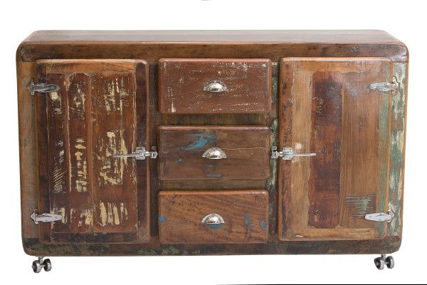 Fridge Sideboard 150x40x90 cm