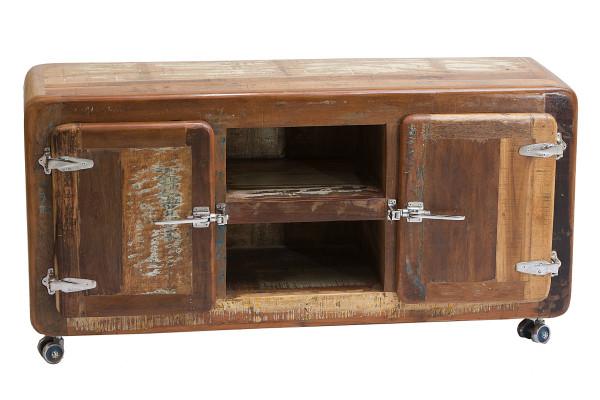 Fridge Lowboard 135x40x56 cm