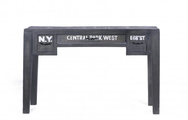 Bronx Schreibtisch 120x48x76 cm