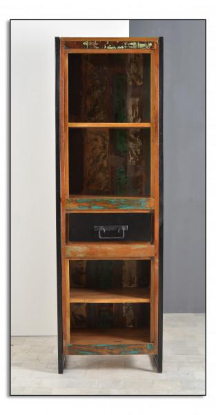 Bali Bücherregal 55x35x175 cm