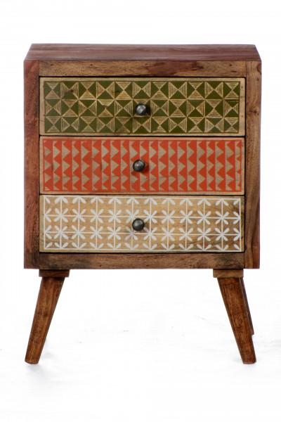Scandi Kommode 45x33x60 cm