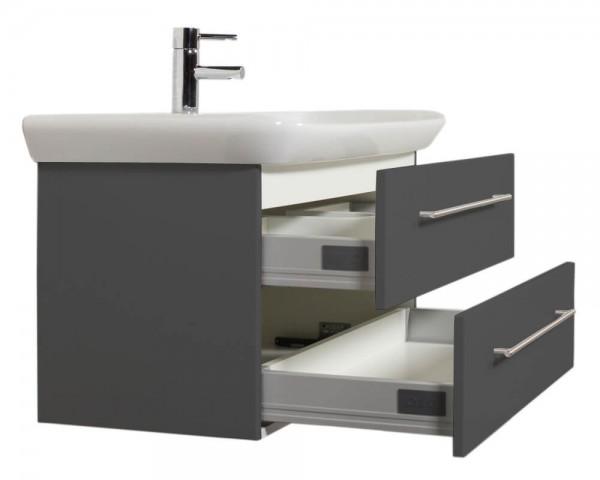 Posseik GEBERIT MyDay Waschbecken 100 cm mit passendem Unterschrank