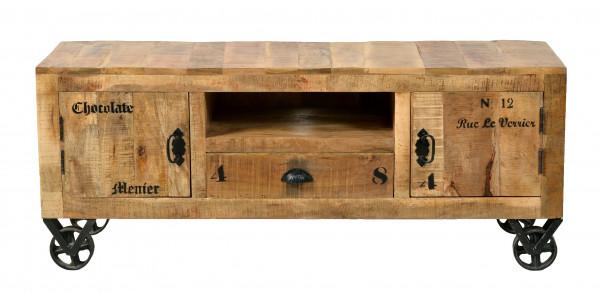 Rustic Lowboard 140x40x55 cm