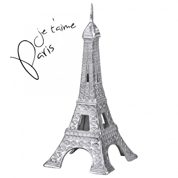 WOHNLING Deko Design 3D Eiffelturm Modell Paris groß