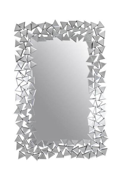 SalesFever Wandspiegel rechteckig Mosaikrahmen