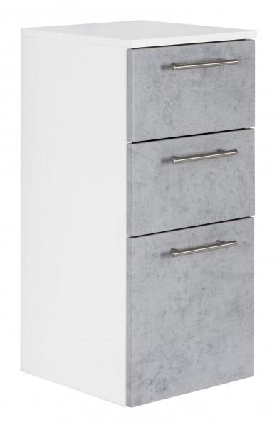 Posseik Midischrank VIVA 75 cm beton